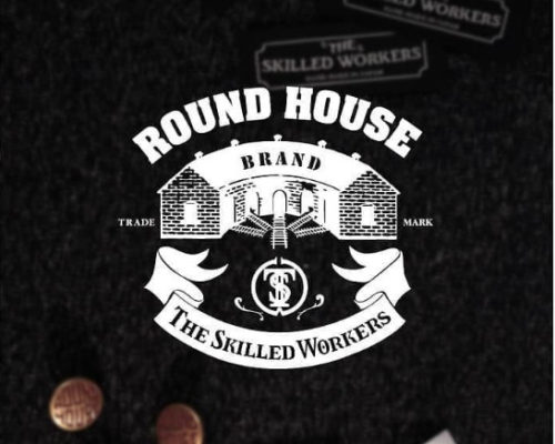 ROUND HOUSE × THE SKILLED WORKERS コラボ決定致しました!